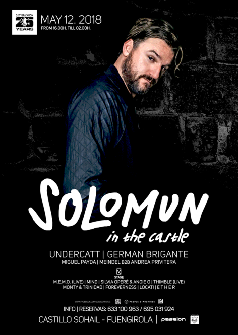 Solomun In The Castle