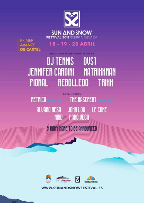 Sun & Snow Festival Metrica Showcase